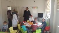 Müftü Karabayır'dan Geyikli Kur'an Kursu'na Ziyaret