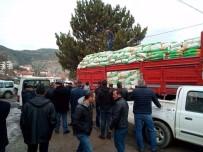 Ordu'da Çiftçilere Yem Bitkisi Tohumu Dağıtıldı