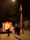 Osmaniye'de Camide Yangın Çıktı