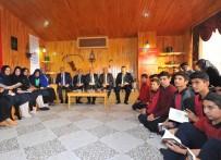 Osmaniye'de 'Kitap Okuma Halkaları' Projesi Etkinliği