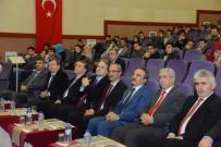 Rektör Bağlı 'Türkiye'nin Avrasya Politikaları' Üzerine Konuştu