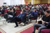 MEHMET ARSLAN - Şair Ve Yazar Bülent Parlak Edebiyat Günlerine Konuk Oldu