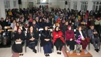 ŞANLIURFA VALİSİ - Şanlıurfa'da 'Eğitimde Anne Kız El Ele' Projesi