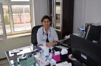BAŞKENT ÜNIVERSITESI - Sason Devlet Hastanesine Atanan Dr. Neziha Ulusoylar Görevine Başladı
