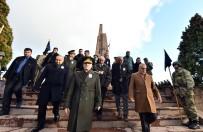 ATATÜRKÇÜ DÜŞÜNCE DERNEĞI - Şehit Asteğmen Kubilay Törenle Anıldı