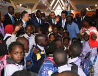 TÜRK MUSIKISI - Senegal'de Türk Günü Coşkusu