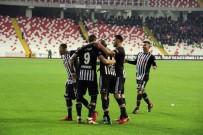 TALİSCA - Süper Lig Açıklaması DG Sivasspor Açıklaması 1 - Beşiktaş Açıklaması 1 (İlk Yarı)