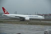 İLKER AYCI - THY'nin Yeni Kargo Uçağı İstanbul'da