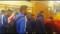 UĞUR DEMİROK - Trabzonspor, Karabük'e Gitti