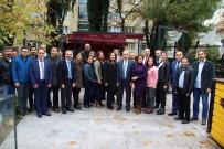 TÜRK SAĞLıK SEN - Türk Sağlık Sen'den Kaynaşma Toplantısı