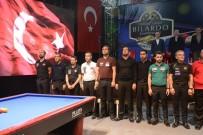 SEMİH SAYGINER - Türkiye 3 Bant Bilardo Şampiyonası Başladı