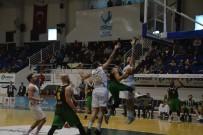 ALI ERDOĞAN - Türkiye Basketbol 1. Ligi Açıklaması Petkim Spor Açıklaması 77 - Akhisar Belediye Açıklaması 76