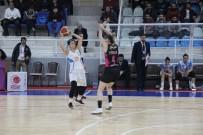HOUSTON - Türkiye Kadınlar Basketbol Ligi Açıklaması Elazığ İl Özel İdare Açıklaması 63 - Tosyalı Toyo Osmaniye Açıklaması 69