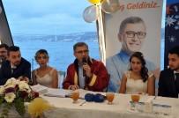 VALİDE SULTAN - Üsküdar Belediyesinden 9 Roman Çifte Hayal Gibi Nikah Töreni