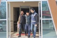 ŞANS TOPU - 80 Milli Piyango Bileti Ve 300 Bin TL Değerinde Senet Çalan Zanlı Yakalandı