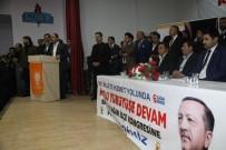 MEHMET KAYA - AK Parti Suruç Ve Birecik İlçe Kongreleri Tamamlandı
