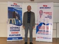 KALP KAPAĞI - Asarcık Ve Ladik'de Sağlık Konferansları Düzenlendi
