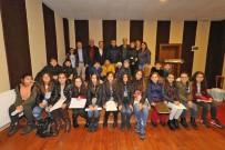 NEYZEN TEVFIK - Bafra Belediyesinden Sanat Kursu