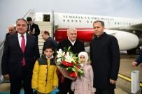 KİLİS VALİSİ - Başbakan Binali Yıldırım Gaziantep'te