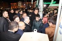 HILMI DÜLGER - Başbakan Yıldırım, Valilik Ve Belediyeyi Ziyaret Etti