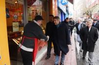OKMEYDANı - Beyoğlu Belediye Başkanı Demircan Açıklaması 'Beyoğlu'nda İşler Yolunda'