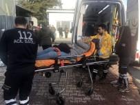 TARLABAŞı - Beyoğlu'nda Yorgun Mermi Dehşeti