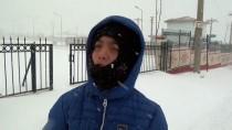 Burdur'da Kar Etkili Oluyor