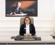 FATMA ŞAHIN - Büyükşehir Belediye Başkanı Fatma Şahin'den 'Kurtuluş' Mesajı