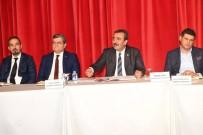 GÜN DOĞMADAN - Çetin Açıklaması 'Çukurova'da Tek Bir Sorun Kalmayana Kadar Çalışacağız'