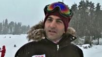 Cıbıltepe Kayak Merkezi'ne İlgi Artıyor