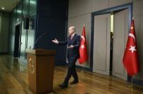 MEVSİMLİK İŞÇİ - Cumhurbaşkanı Erdoğan Açıklaması 'Temenni Ederim Ki, Sayın Trump Da Bizi Arasın'