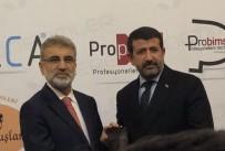 TANER YILDIZ - Ekinci'ye Ak Evler Projesiyle Yılın Başkanı Ödülü