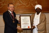 DEVLET NİŞANI - Erdoğan'a Yüksek Devlet Nişanı Takdim Edildi