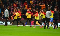AHMET ÇALıK - Fatih Terim'li Galatasaray'ın 11'İ Belli Oldu
