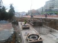 ENGELLİ ASANSÖRÜ - Gebze'ye Modern Yaya Köprüsü Geliyor