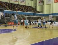 ÖRENCIK - Haliliye Voleybol Takımı Galibiyet Serisini 5'E Çıkardı