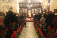 ORTODOKS - Hataylı Hristiyanlar Noel'i Kutladı