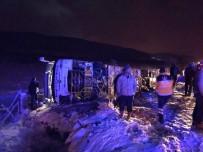 Isparta'daki Otobüs Kazasında Yaralıların İsimleri Belli Oldu