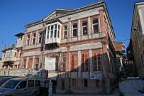 TAPU KADASTRO - Kaçak Bina Yıkıldı, Tarihi Sarnıç Ortaya Çıktı