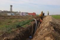 HÜSEYİN OPRUKÇU - Karataş'a 10 Kilometrelik İçme Suyu Hattı