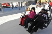 Kayak Severlerden Sarıkamış'a Yoğun İlgi