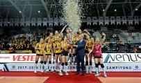 ŞENYURT - Kupa Voley'de Şampiyon Vakıfbank