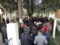 SINIR KARAKOLU - Şehidin Silah Arkadaşlarının 21 Yıllık Vefası