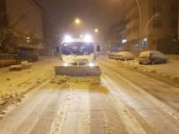 Seydişehir Belediyesinden Kar Mesaisi