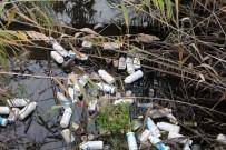 ACıSU - Sulama Kanallarındaki Zira Atıklar Tehlike Saçıyor