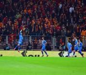 MAICON - Süper Lig Açıklaması Galatasaray Açıklaması 1 - Göztepe Açıklaması 1 (İlk Yarı)