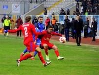 ERZURUMSPOR - TFF 1. Lig Açıklaması BB Erzurumspor Açıklaması 2 - Altınordu Açıklaması 1