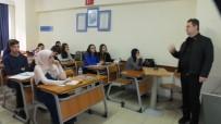 ALI AKSOY - Ücretsiz Üniversiteye Hazırlık Kursları İlgi Gördü