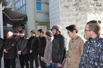 Uşak'ta Yaşanan Aile Faciasında Ölenler Defnedildi