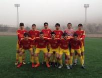 ORDUZU - Yeni Malatyaspor U14'ten Yenilgisiz Lidere Şok